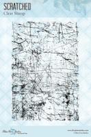 Blue Fern Studios - Clear Stamp - Scratched (126871)