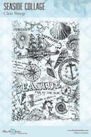 Blue Fern Studios - Clear Stamp - Seaside Memories (140174)