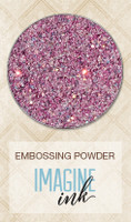 Blue Fern Studios - Imagine Ink Embossing Powder - Radiance - Sunset (691377)