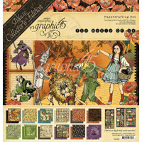 Graphic 45 - Deluxe Collectors Edition - Magic Of Oz (G4501899)