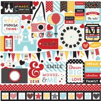 Echo Park - 12x12 Collection Kit - Magical Adventure (MA109016)