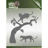 Find It Trading - Amy Design - Wild Animals 2 Die - Panther (ADD10175)
