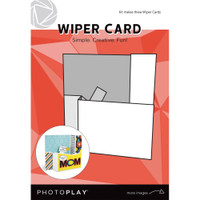 Photoplay - Makers Series - Wiper Card 3/Pkg (PPP9459)