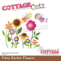 Cottage Cutz - Magical Garden - Fairy Garden Flowers (CC623)