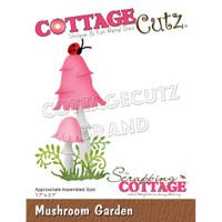 Cottage Cutz - Magical Garden - Mushroom Garden (CC628)