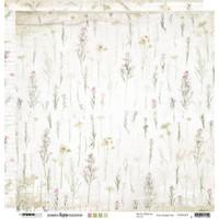 Studio Light - 12x12 Paper Collection - Ultimate Scrap - Floral (USF-8/Pkg)
