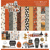 "Photo Play - Collection Paper Pack 12""X12"" - All Hallows Eve ( AHE9509)"