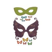 Sizzix - Tim Holtz - Framelits Dies - Masquerade (664195)