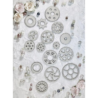 Scrapaholics - Laser Cut Chipboard - Cogs (S51845)