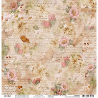 Ciao Bella - Double-Sided Cardstock 12x12 - The Muse - Inexhaustible Source Of Magic (CBSS091)