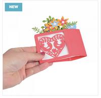 Sizzix - Lynda Kanase - Card In A Box - Christmas (663603)