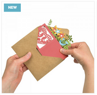 Sizzix - Lynda Kanase - Card In A Box - Christmas (663603)