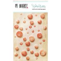 49 And Market - Epoxy Coated Wishing Bubbles 38/Pkg - Crush (49WB 89210)