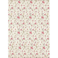 Stamperia - Decoupage Rice Paper A4 - Texture Small Rose (DFSA4401)