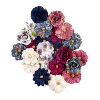 Prima Marketing - Darcelle - Flowers 24 pcs - Lost Memories (644376)