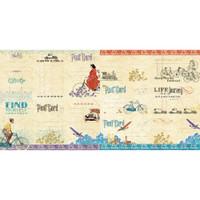 Graphic 45 - Journaling Ephemera Cards - Life's Journey (G4501950)