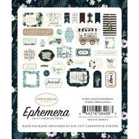 Carta Bella - Ephemera Die Cuts 33/Pkg - Home Again (HO109024)