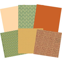 """Ciao Bella - 12""""X12"""" Double-Sided Paper Collection - Codex Leonardo - Coordinating Prints (CBT010)"""