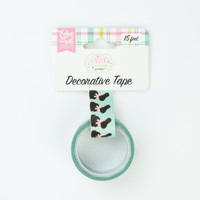 Echo Park - Decorative Washi Tape - Easter Wishes - Chocolate Bunnies (EW174026)