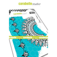 Carabelle Studio - Cling Stamp - Indian Inspired #1 (SA60454)