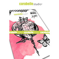 Carabelle Studio - Cling Stamp - Mecanique Du Temps ( SA60473)