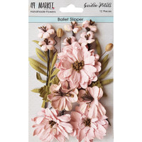 49 and Market - Flowers Garden Petals 12/Pkg - Ballet Slipper (49GP - 88992)