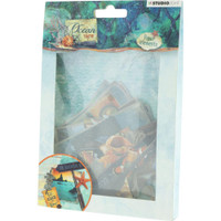 Studio Light - Paper Elements Set - #649 Ocean View (EASY649)