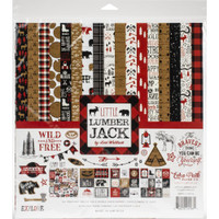 Echo Park - 12x12 Collection Kit - Little Lumberjack (LL195016)