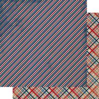 Authentique - Calendar Collection 12x12 3/Pkg - July (CAL-055)