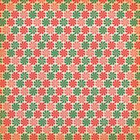 Carta Bella - A Very Merry Christmas 12x12 Cardstock - Santa's List (CBVMC72011)