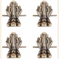 Graphic 45 - Antique Brass Claw Feet (G4501027)