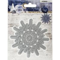Studio Light - Cutting & Embossing Die - Snowy Afternoon - Snowflake (CILSA216)