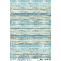 Ciao Bella - Decoupage Rice Paper Sheet - The Voice Of The Sea (CBRP110)