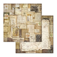 Stamperia - Double-Sided Cardstock 12x12 - Nature Patchwork (SBB659)
