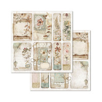 Stamperia - Double-Sided Cardstock Collection 12x12 10/Pkg- Imagine (SBBL65)