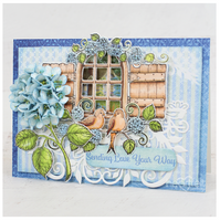 Heartfelt Creations - I WANT IT ALL - Cottage Garden Collection) (IWIA1118)