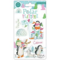 Craft Consortium - Clear Stamps - Polar Playtime (CSTMP023)