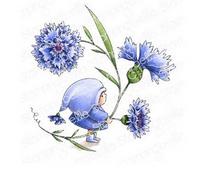 Stamping Bella - Cling Stamps - Bundle Cornflower Girl (EB911)