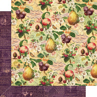 "Graphic 45 - Collection Pack 12""X12"" - Fruit & Flora (G4502000)"