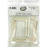 49 and Market - Stitched Frames - Vintage Artistry Sage Collection (VAC32020)