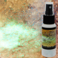 Lindy's Stamp Gang - Vintage Spray Moon Shadow Mist - Treasure Island Aqua (MSM 23)