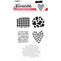 Studio Light - Favourites A5 Stamps - Cling Stamp - Pet Life #422 (STAMP422)
