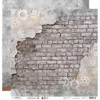 Studio Light - Industrial 3.0 - Die-Cut Card Toppers A4 12/Pkg