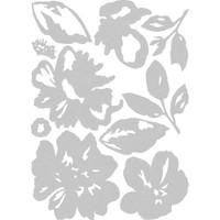 Sizzix - Thinlits Die Set 10/Pkg - Floral Layers (664359)