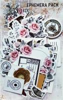 13@rts - Ephemera Die Cuts 42/Pcs - Rosalie (ARTR009)