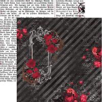 13@rts - 12x12 Paper Collection 6/Pkg - Victoriana (ARTV100)
