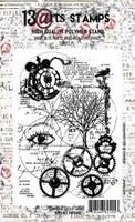 13@rts - Clear Stamp - Victoriana - Victoriana (ARTV110)