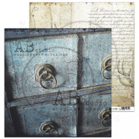 AB Studios - Collection Kit 12x12 - Behind Closed Doors (BCD-Col)