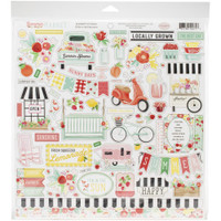 Carta Bella- Collection Kit 12x12 - Summer Market (UM115016)