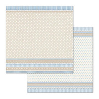 Stamperia - Double Sided Cardstock 12x12 - Little Boy - Texture (SBB686)